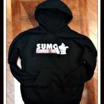 Sumo sweatshirt - black